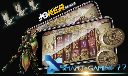 Happy Bermain Game Slot Terbaru Joker Gaming Smartjoker Site